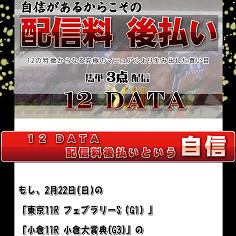 12DATA(トゥエルブデータ)の口コミ・評判・評価
