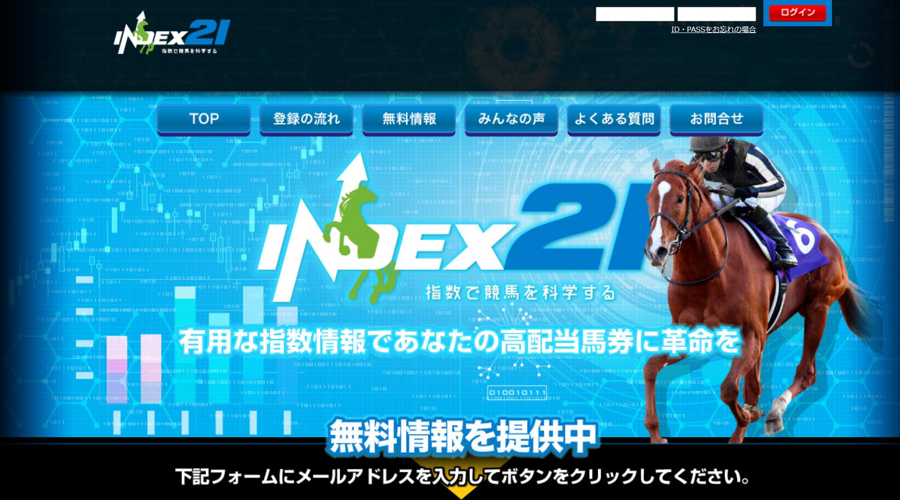 INDEX21の口コミ・評判・評価