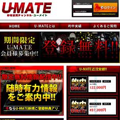 U-MATEの口コミ・評判・評価